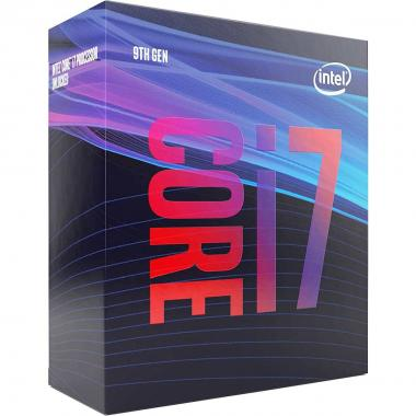 Processore Intel 1151 i7-9700 Box 3.0 GHz 12MB Coffee Lake BX80684I79700