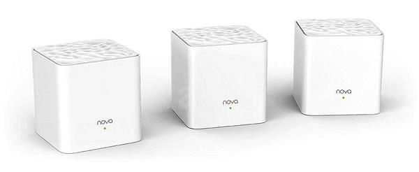 Router Tenda WiFi AC 1200 Mesh 300mq MW3(3Pack)