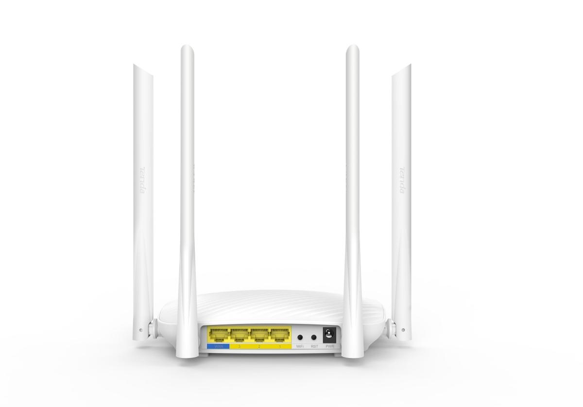 Router Tenda F9 WiFi 600Mbps 4 Ant 6DBi 2.4Ghz