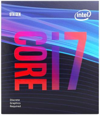 Processore Intel 1151 i7-9700F Box 3.0 GHz 12MB Coffee Lake Without Graphic BX80684I79700F