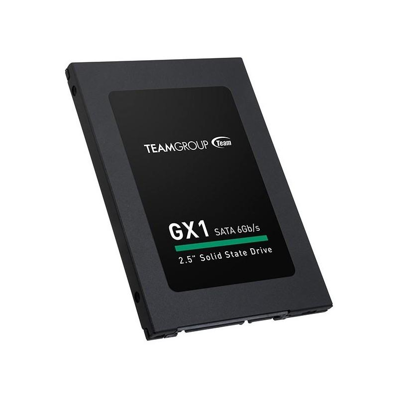 Hard Disk Stato Solido SSD 2,5'' 480GB Team Group GX1 SATA3 T253X1480G0C101