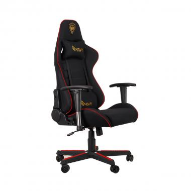 Sedia Gaming Noua Mao M3 Black Schienale Rgb Inclinabile Braccioli 3D e Base Led Rainbow