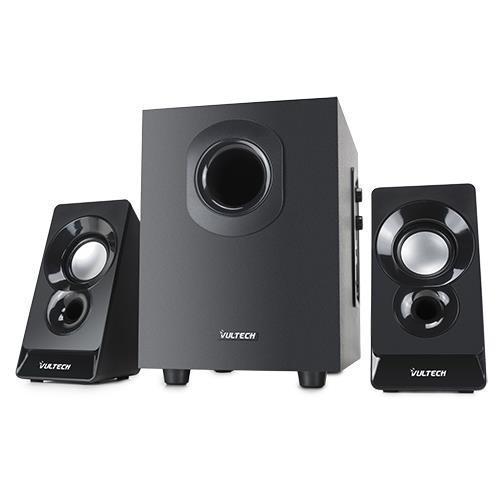 Casse Acustiche 2.1 Vultech SP-2007 Speaker Set USB 13W
