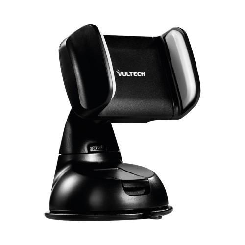 Supporto Da Auto Vultech SA-03 Per Smartphone Con Ventosa - Pinza Regolabile
