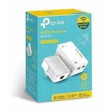 Kit Adattatori Powerline Wireless TP-Link TL-WPA4220KIT 300Mbps
