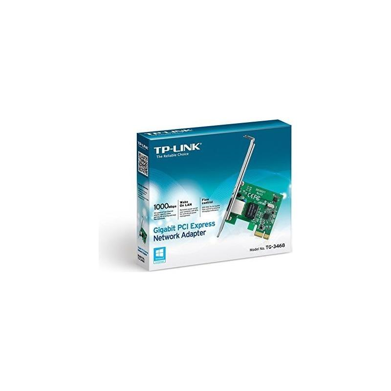 Scheda di Rete Pci-E TP-Link TG-3468 10/100/1000 Mbps Gigabit