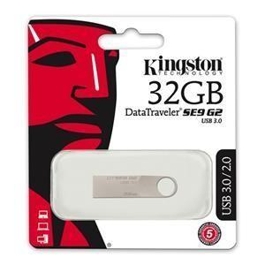 Pen Drive 32GB Kingston DT-SE9G2  Metal Usb 3.0  DTSE9G2/32GB