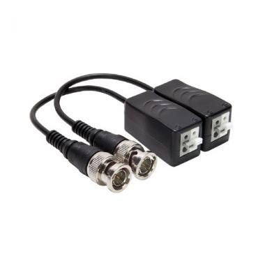 Coppia Video Balun Passivo Vultech VS-BLP4201-HD Video RJ45 AHD/TVI/CVI/960H