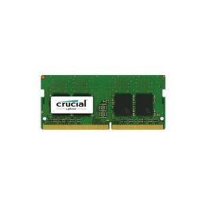 Memoria Ram SO-DIMM DDR4 2400 4GB C17 Crucial CT4G4SFS824A
