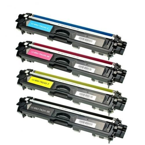 Toner Compatibile TN245M Magenta Per Stampante Brother DCP 9015CDW 9020CDW HL 3140CW 3150CDW 3170CDW MFC 9140CDN 9330CDW 9340CD