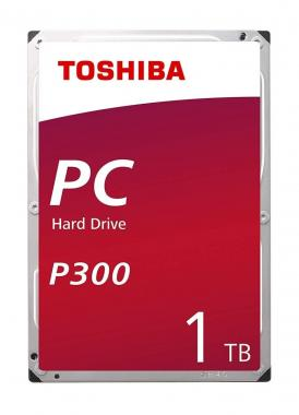 Hard Disk 1000GB 1TB Toshiba HDWD110UZSVA P300 High Performance Sata 7200Rpm 64MB